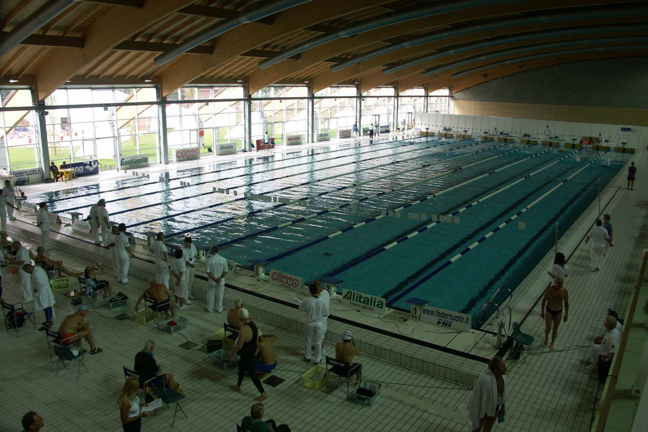 Indoor Pool in Riccione
