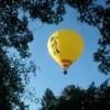 Baloon over Porka's