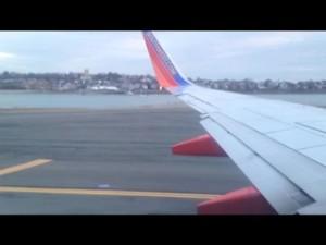 Logan Sunrise Departure