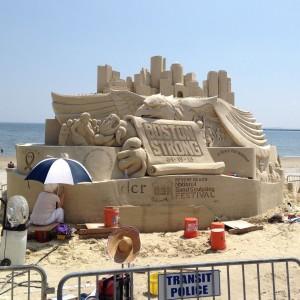 Revere-iara Sand Sculpting