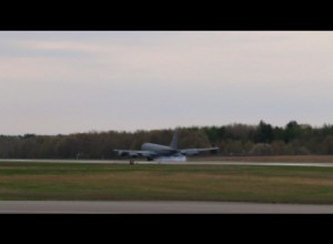 KC-135 Touch and Go